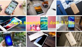 Top 5 smartphone giá dưới 5 triệu đáng mua nhất cuối năm 2018