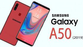 Galaxy A50 sẽ sở hữu pin khủng 5000 mAh, camera trước 24MP
