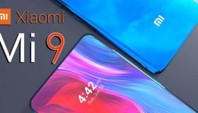 Lộ diện Xiaomi Mi 9 và Xiaomi Mi Mix 4 có đến 4 camera cùng thiết kế lạ mắt