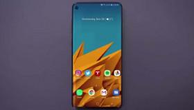 Hé lộ Samsung Galaxy S10 với thiết kế màn hình 2 nốt ruồi bo cong uyển chuyển