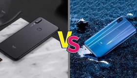 """Trên tay so sánh 2 siêu phẩm Xiaomi Mi Play và Redmi Note 7, chọn """"Dế"""" nào phát lộc đầu năm?"""