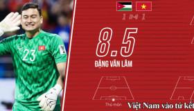 """Thủ môn Đặng Văn Lâm: Bàn tay của """"Chúa"""" sấp mặt cầu thủ Jordan, đưa Việt Nam vào tứ kết"""