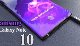 Lộ diện Samsung Galaxy Note 10: Chip mới mạnh hơn Exynos 9820 của Galaxy S10