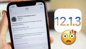 iOS 12.1.3 mắc lỗi không thể gọi điện và dùng data