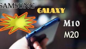 """Samsung lộ cấu hình Galaxy M10 và M20: Đúng nghĩa quái vật """"Khủng"""" phản đòn camera 48MP Xiaomi"""