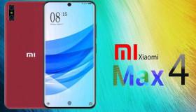 Xiaomi ra mắt Mi Max 4 cùng 1 đồng minh pro, camera siêu chất lên đến 48MP
