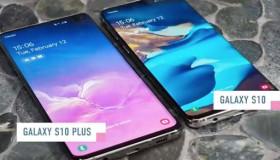 Bất ngờ Samsung Galaxy S10/S10 Plus lộ diện 3 camera sau, hỗ trợ sạc không dây ngược