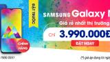 Đặt trước Samsung Galaxy M20 chính hãng giá rẻ nhất thị trường