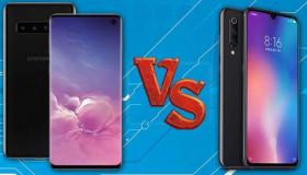 So sánh Galaxy S10 và Xiaomi Mi 9: Cuộc chạm trán thú vị giữa 2 siêu sản phẩm