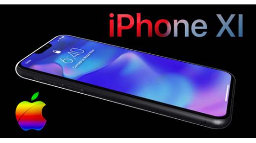 iPhone XI có chế độ xài dưới nước, sử dụng màn hình OLED, 3 camera khủng