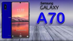 Samsung tung Concept đầy đủ nhất siêu phẩm Galaxy A70: Đẹp như mơ