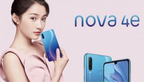 Lộ diện Huawei Nova 4e: Camera 48MP, tiết lộ tiêu điểm giết chết Xiaomi
