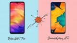 So sánh Galaxy A50 và Redmi Note 7 Pro: điểm Benchmark nói lên tất cả