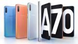 Samsung Galaxy A60 và Galaxy A70: cấu hình siêu khủng