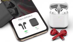 Apple Airpods 2 có những khác biệt gì so với Airpods 1?