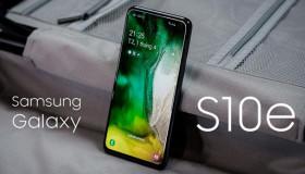 """Samsung Galaxy S10e: Nhỏ nhưng có võ, được bán với giá """"Rẻ sập sàn"""""""