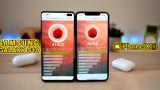 """So sánh Galaxy S10/S10+ và iPhone XS/XS Max: Bật mí sự khác biệt """"chết chóc"""" riêng?"""