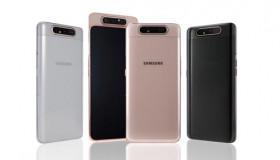 Samsung Galaxy A80 ra mắt: Thiết kế dị, RAM lớn, Camera 48MP khủng chụp đẹp như mơ