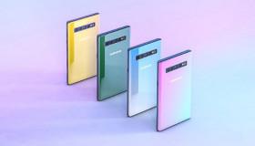 Galaxy Note 10 2019 sẽ có 4 phiên bản, xuất hiện Galaxy Note 5G đầu tiên