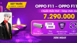 Đặt trước OPPO F11, F11 Pro chính hãng tại 24hstore
