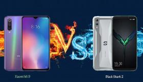 So sánh Xiaomi Mi 9 với Black Shark 2 - Nên mua máy nào?