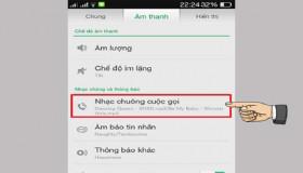Hướng dẫn cài nhạc chuông điện thoại Samsung từ A-Z