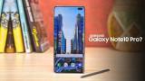 Lộ diện Samsung Galaxy Note 10 Pro: màn hình siêu lớn, camera xếp dọc