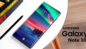 """Rò rỉ Camera """"Vây cá mập"""" Samsung Galaxy Note 10: Một tổng thể hoàn hảo"""