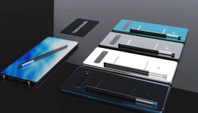 Điểm khác duy nhất của Samsung Galaxy Note 10 so với dòng S10