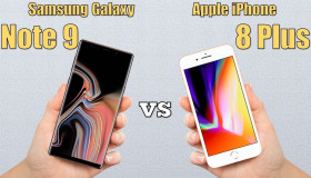 So sánh iPhone 8 Plus cũ với Samsung Galaxy Note 9 cũ, cựu Flagship nào ngon hơn?