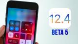Apple tung phiên bản nâng cấp iOS 12.4 Beta 5 sửa lỗi iPhone, iPad