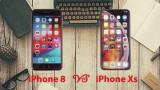 iPhone 8 vs iPhone Xs: Đâu là chiếc điện thoại đáng mua nhất lúc này?