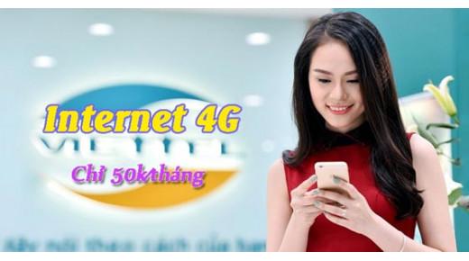 Tiếp sức mùa thi, Viettel 4G internet KHUYẾN MÃI cực sâu chỉ 50K/tháng