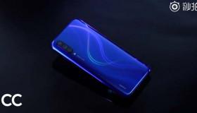 Xiaomi Mi CC9 tích hợp mặt lưng gradient dạng sóng cực ấn tượng