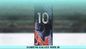 Đánh giá thông tin chi tiết Samsung Galaxy Note 10 trước thềm ra mắt