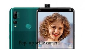 Huawei Y9 Prime (2019) với pop-up selfie camera được giới thiệu tại Ấn Độ.