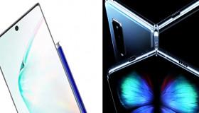 Galaxy Note 10 và Galaxy Fold ai mới là sở hữu công nghệ tiến tiến nhất của Samsung