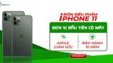 Đón iPhone 11 - Xả toàn bộ dòng Apple - Bảo hành 10 năm