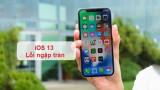 Apple sẽ sớm tung bản cập nhật sửa lỗi iOS 13 về bảo mật thông tin