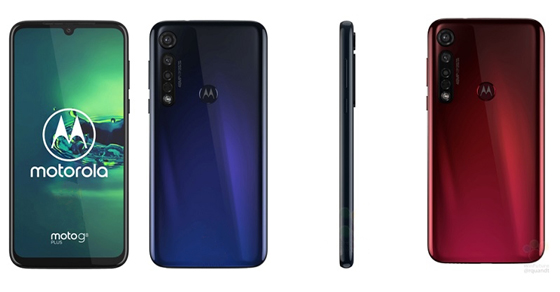 Moto G8 Plus Renders Leaked Online,Expected To Launch On 24 October,See Details