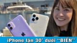 Đánh giá khả năng chống nước trên iPhone 11 và 11 Pro