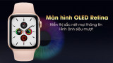 Apple Watch sẽ tích hợp màn hình OLED luôn bật sáng