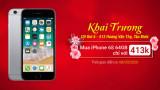 MUA iPHONE 6S 64GB CHỈ 413K, AIRPODS 2 CHỈ 2599K – DUY NHẤT TẠI VIỆT NAM