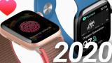 Lộ diện Apple Watch 6: Đo huyết áp không cần thiết bị ngoại vi