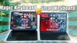 Sự khác nhau giữa bàn phím Magic iPad và bàn phím thông minh Folio
