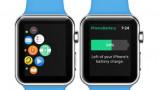 Cách hiển thị phần trăm pin iPhone trên Apple Watch