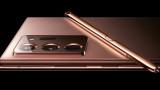 Rò rỉ hình ảnh Galaxy Note 20 Ultra trên trang chủ của Samsung