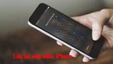 Cách tìm lại mật khẩu đã lưu trên iPhone, iPad hoặc MacBook