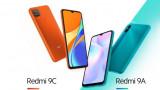Redmi 9A, Redmi 9C giá cực rẻ đến từ nhà Xiaomi