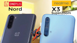 OnePlus Nord và Realme X3 SuperZoom: So sánh kỹ thuật chuyên sâu